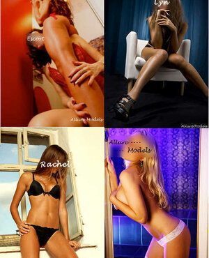 Allure Models ~ Top Belgian Escorts