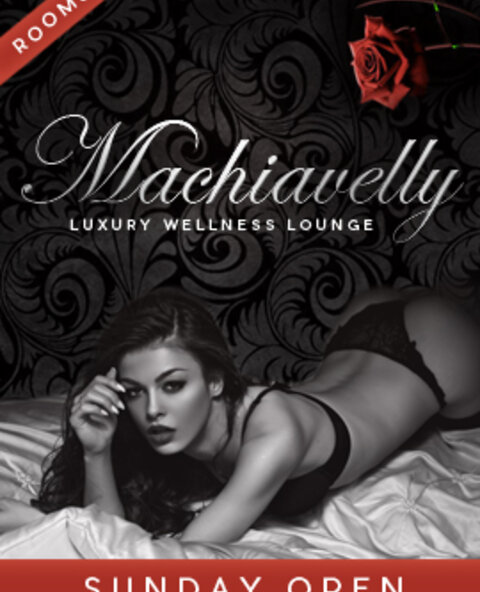 Machiavelly Luxury Lounge